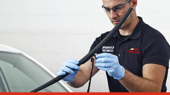 renovar escobillas del coche
