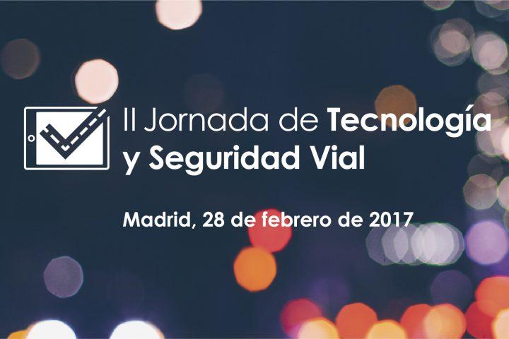 II Jornada de Tecnología y Seguridad Vial