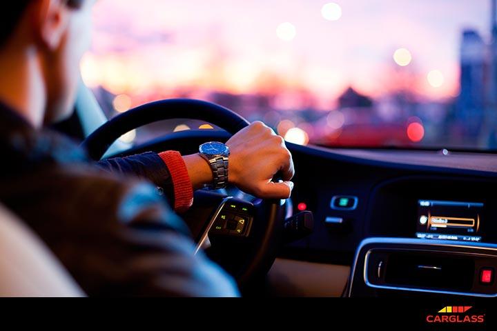 riesgos al volante