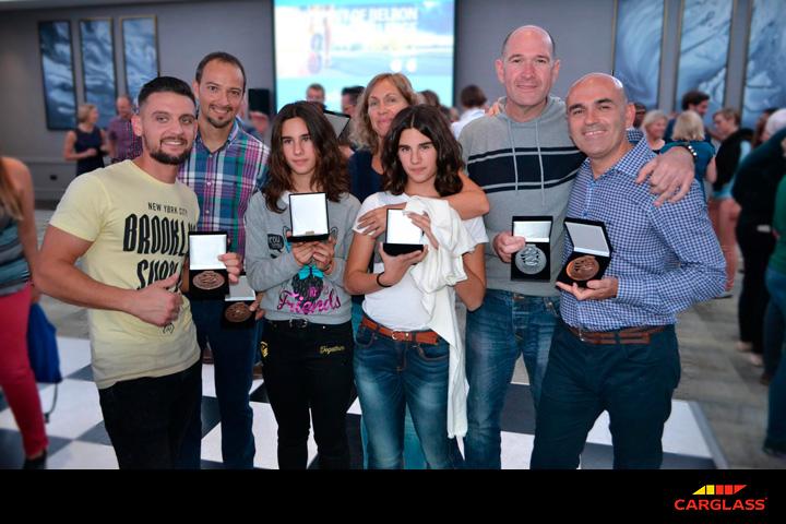 Éxito solidario en el Triatlón Spirit Of Belron 2017