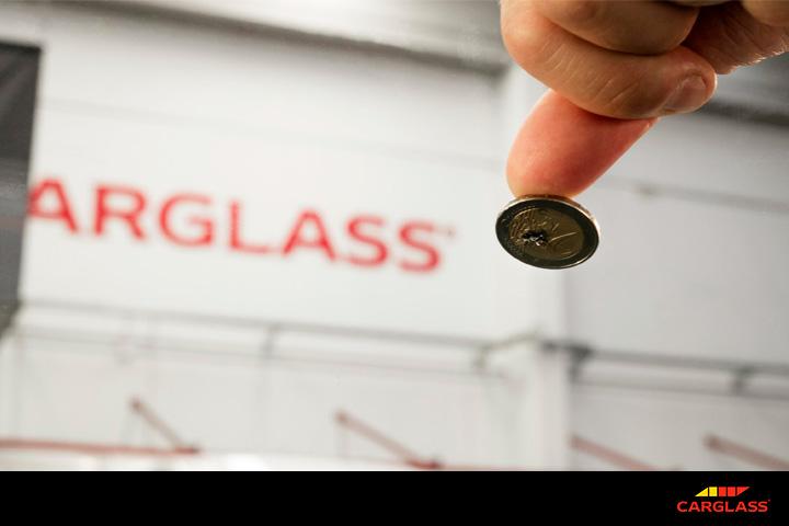 ¿Un cristal con un impacto siempre acaba rompiéndose?