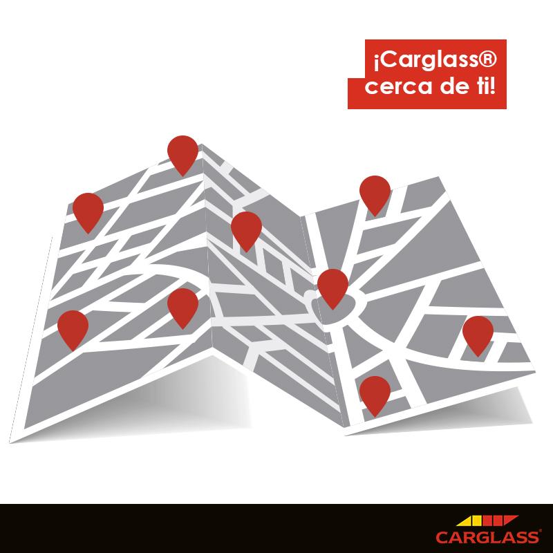 Encuentra tu centro Carglass®
