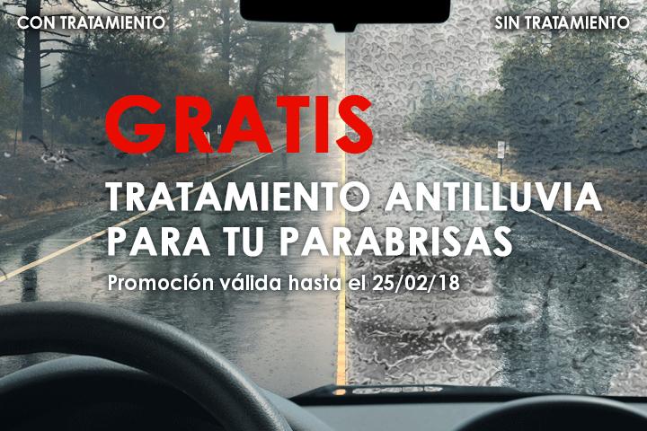 Un tratamiento efectivo y…¡si llueve, qué llueva!
