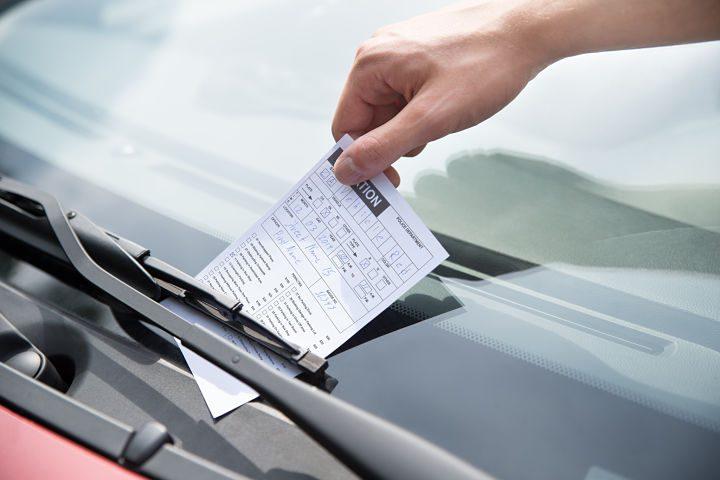 infracciones que todos cometemos al volante