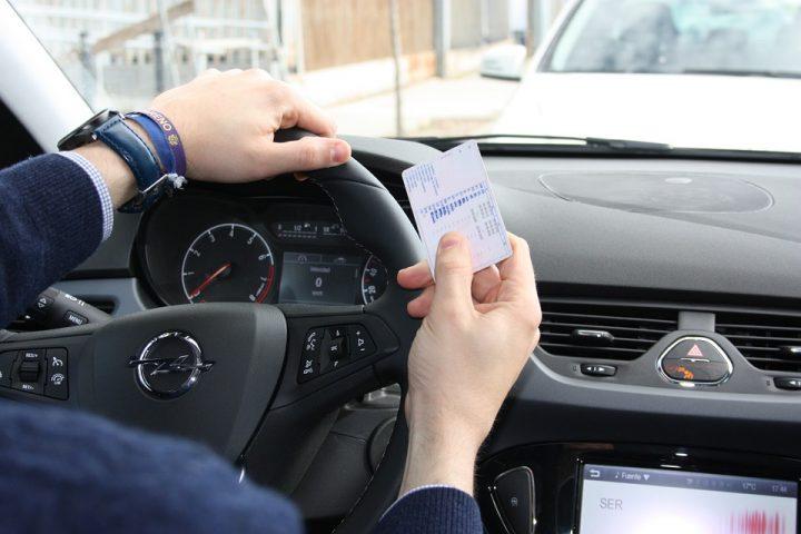 Dgt puntos del carnet de Conducir
