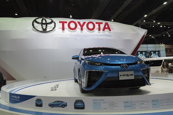 coches de hidrógeno