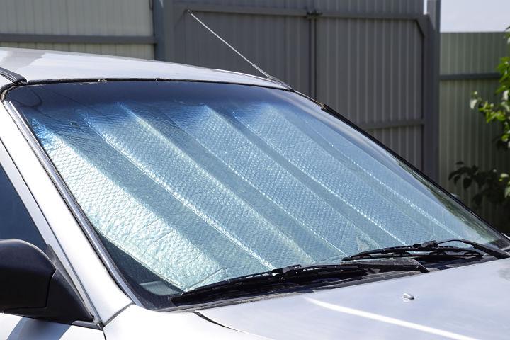 Resultado de imagen de parasol coche
