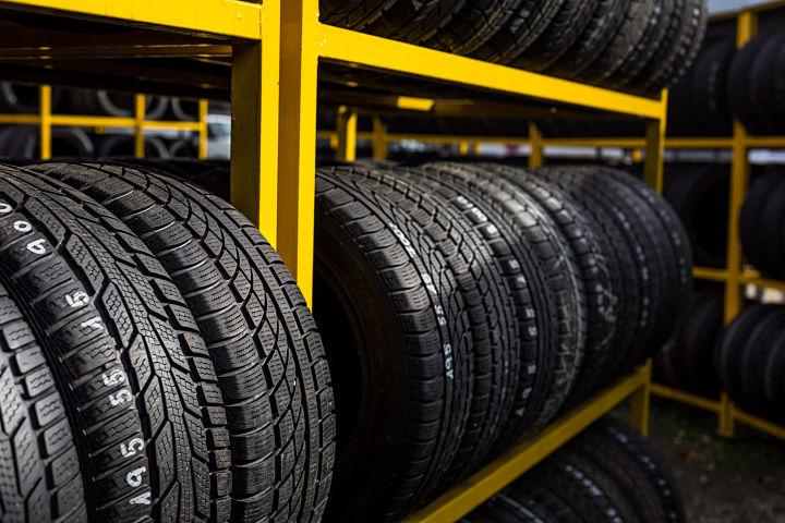neumáticos poco eficientes