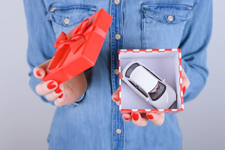 regalos para un conductor