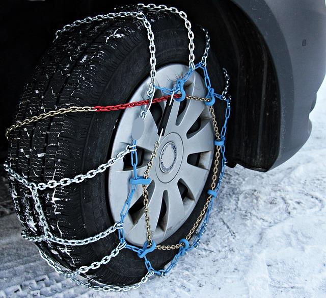 como poner las cadenas al coche