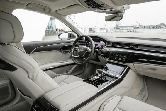 aplicaciones del cristal en los coches