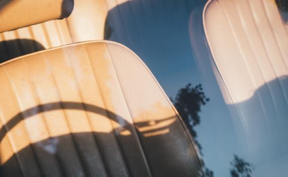 los asientos ergonomicos del coche
