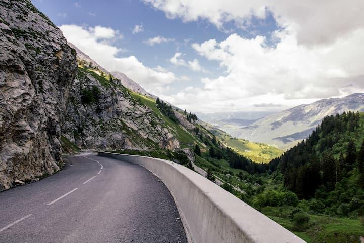 ruta cataros en coche