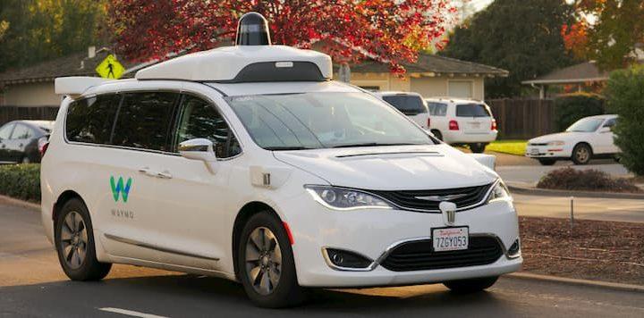 El coche autónomo Google