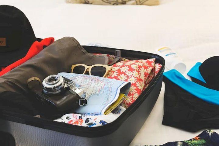 Cosas que llevar de viaje.