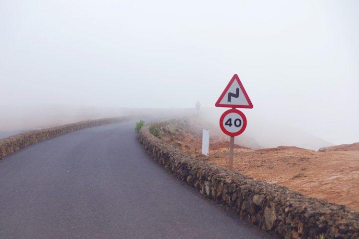 El sistema de reconocimiento de señales de tráfico.