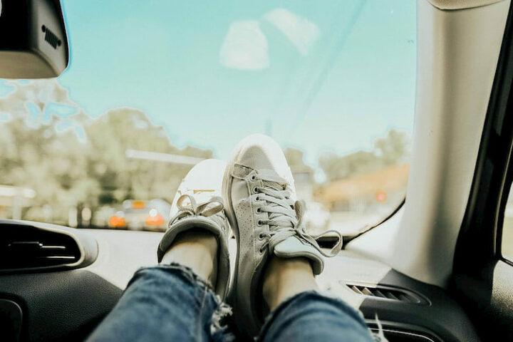 ¿Se puede dormir en el coche?