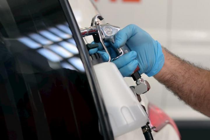 Qué es y cómo funciona la desinfección en Carglass