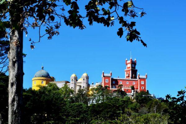 Ruta en coche por Portugal: Sintra.