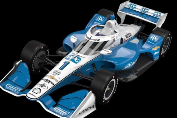 Aeroscreen: El parabrisas de alta competición de la Indy 500.