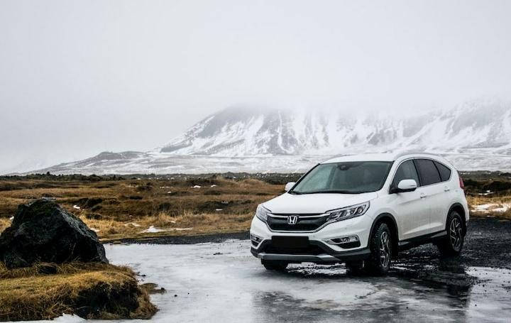 Rutas por Islandia en coche.