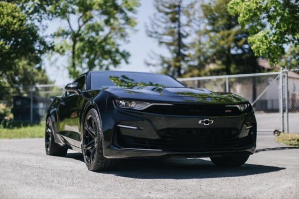 El negro, color preferido para coches deportivos.