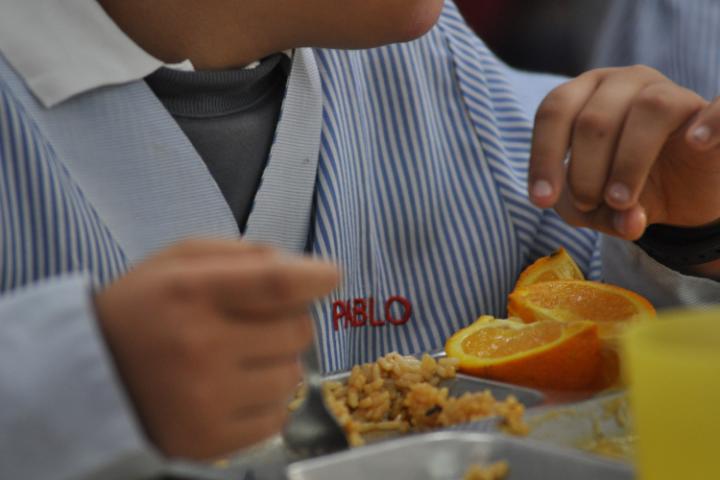 Las personas de Carglass® deciden apoyar el Programa de Becas Comedor de Educo