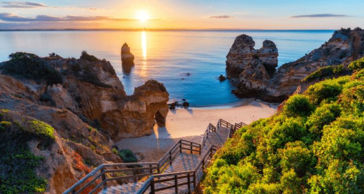 Ruta en coche por El Algarve