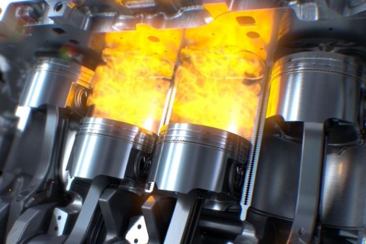 ¿Qué es un motor de combustión?