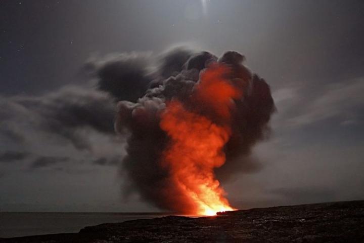 Cómo actúa el seguro del coche en caso de erupción volcánica