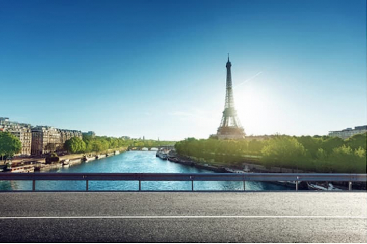 Ruta en coche por Francia