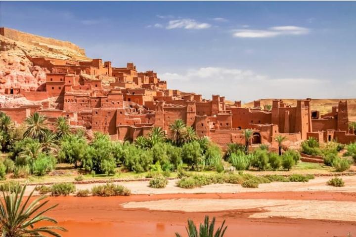 Ruta en coche por Marruecos