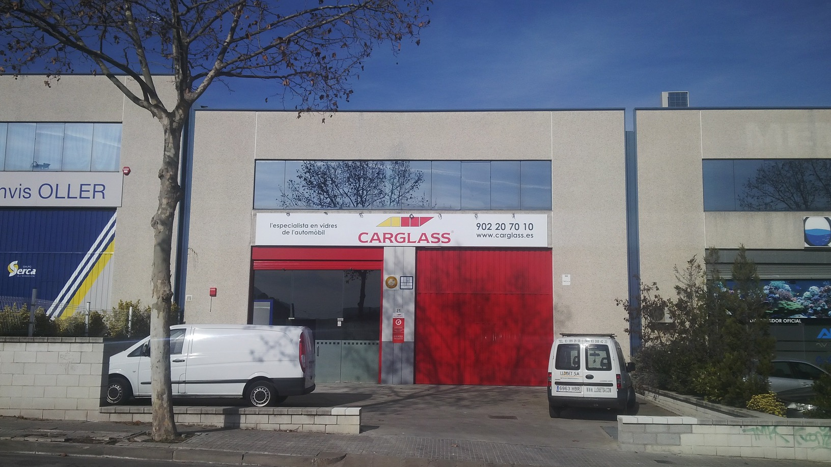 Carglass GRANOLLERS