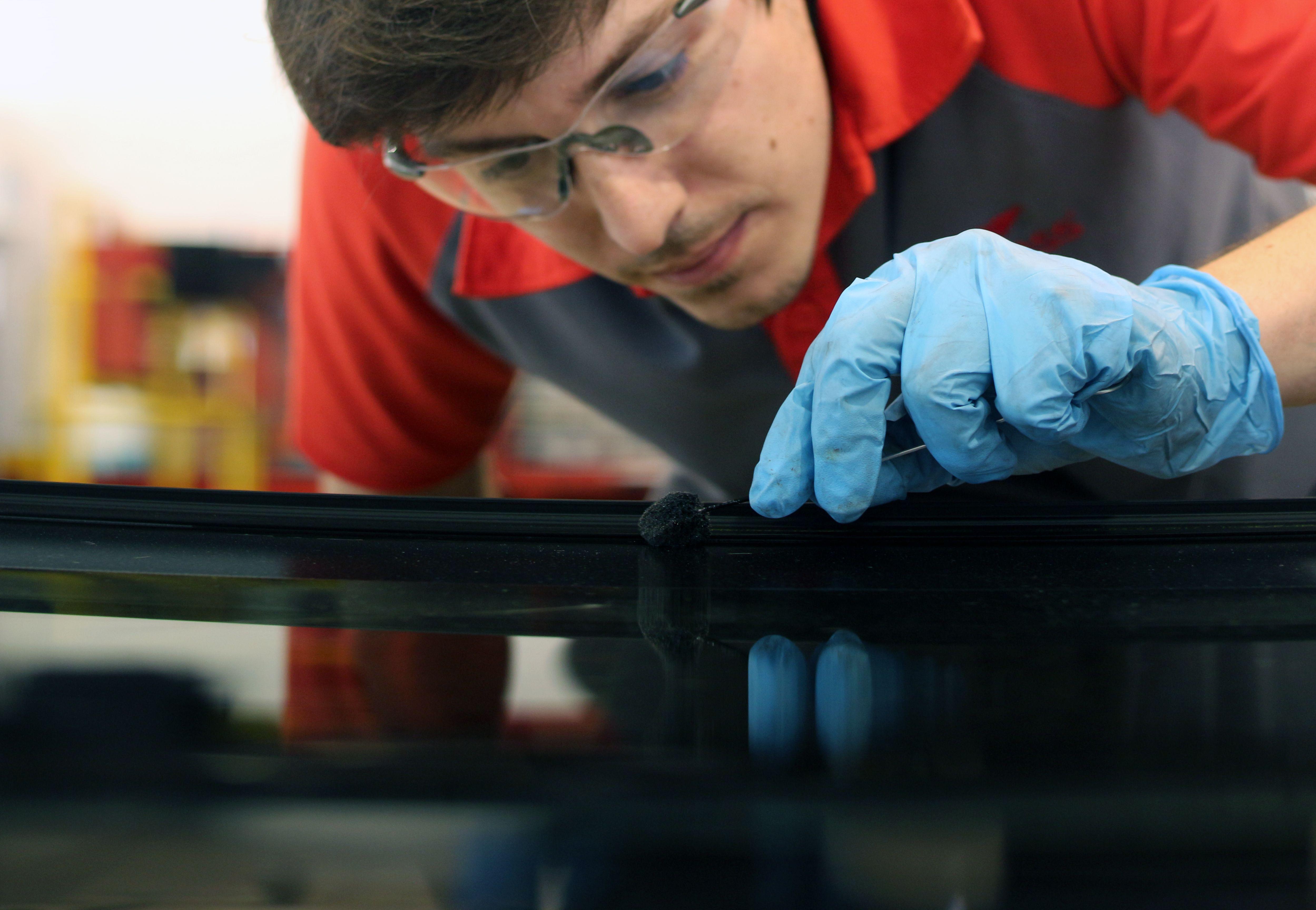 Trabaja con nosotros carglass for Ofertas de trabajo en gava